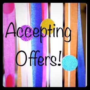 Other - Accepting offers!!!!
